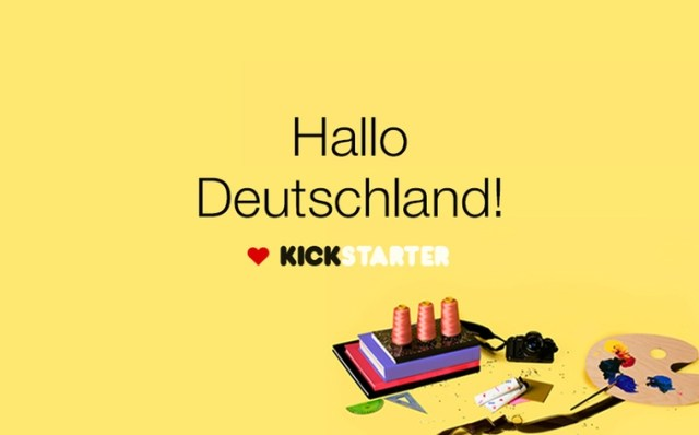 kickstarter germany