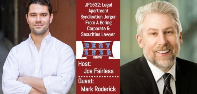 Joe fairless Podcast