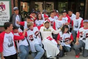 Taking kids w/cancer 2 30 MLB Parks
