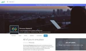 Persona Network Comprehensive online identity management