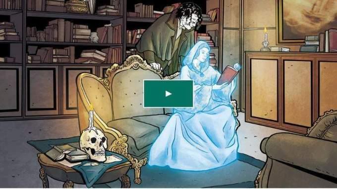 #1 Book Mary Shelley Presents the Trade Paperback KickStarter