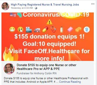 High Paying Registered Nurse and Travel Nursing Jobs PPE Equipment