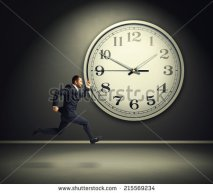 businessman-and-big-white-clock