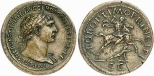 Cf_Mag Monnaie romaine-Photo non contractuelle