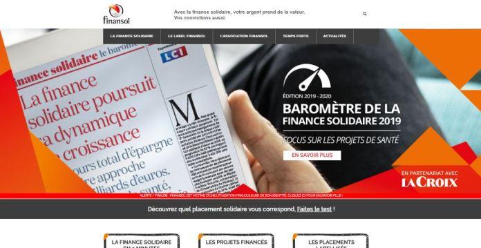 Finance solidaire, l'épargne utile -Finasol