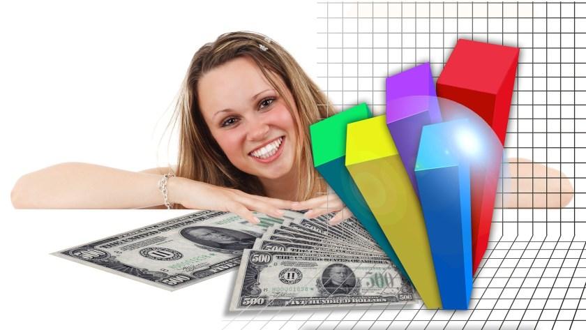 Comportement des femmes et des hommes face aux investissements financiers.