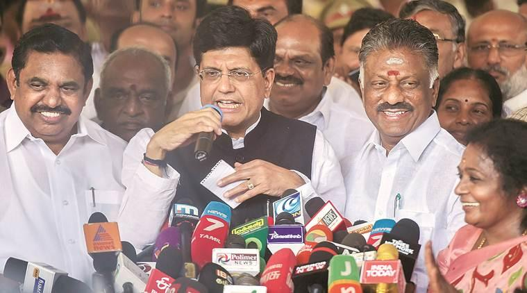 Rainbow Coalition of major parties in Tamil Nadu rattles DMK Congress