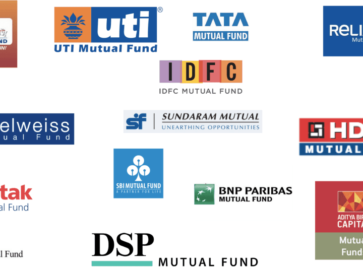 Best Mutual Fund Performers since Exit Poll day