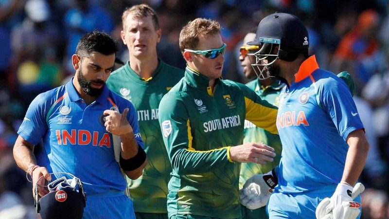 India vs South Africa live Predictions