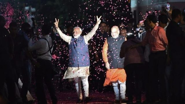 2024 Lok Sabha : BJP to win 400 Lok Sabha Seats