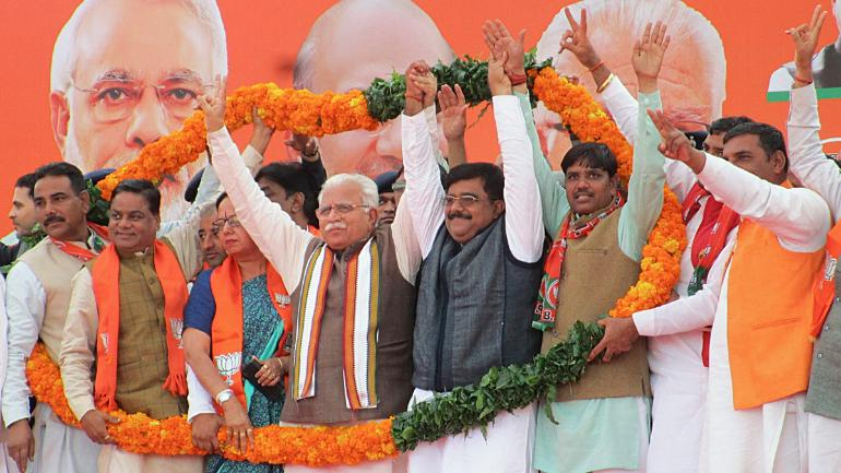 Haryana Assembly Election 2019 : BJP's Mission 75 Plus