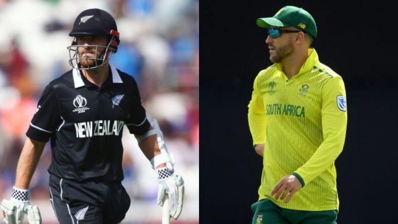 New Zealand vs South Africa : Proteas fire or Kiwis soar high?