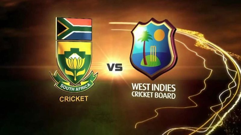 Battle of Existence for South Africa: SA vs WI Live Predictions