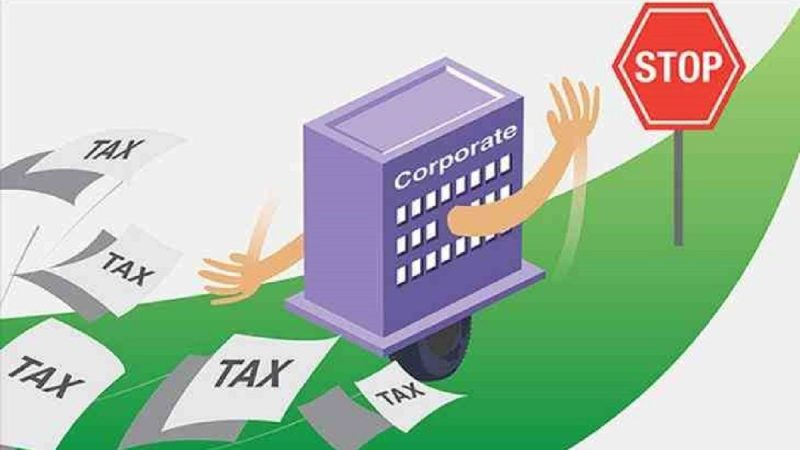 Corporate Tax Reduction: Reactions, Hits and Misses