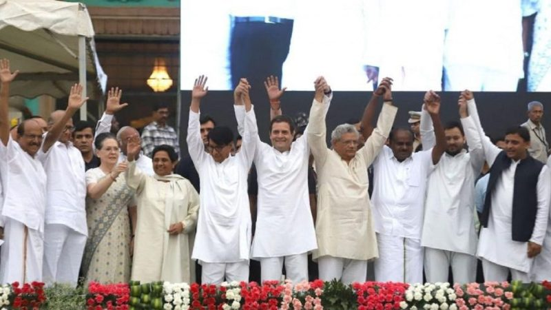 Opposition Parties Update: Where are they?