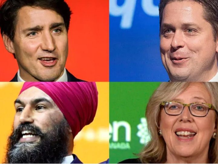 Canada Election: Ontario to Decide Justin Trudeau's Fate