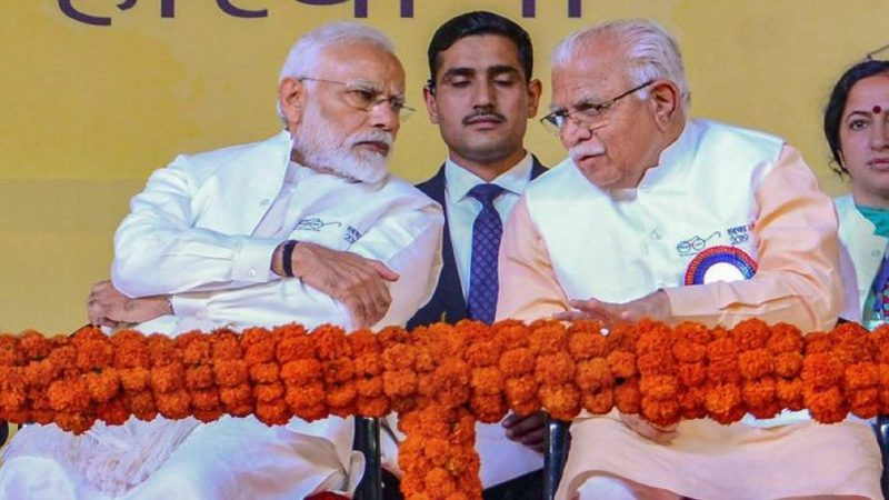 "Why ""Brand Modi"" Could Not Help BJP in Haryana?"