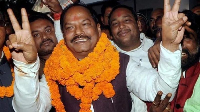 Jharkhand Assembly Election: BJP Heading towards Victory