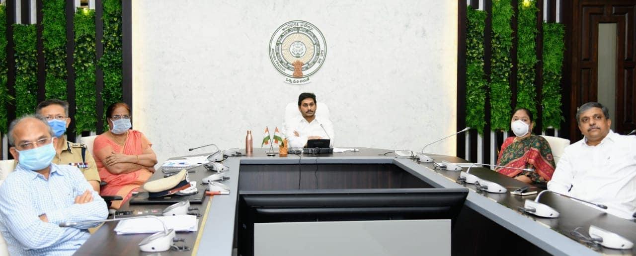 Google Andhra: Where is CM Jagan Reddy?