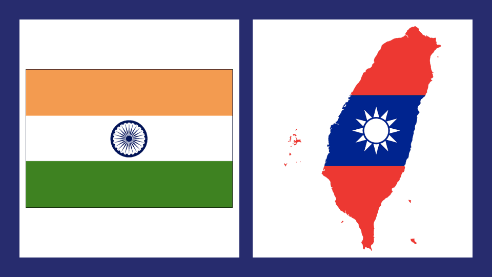 India takes over WHO's leadership, will it Recognise Taiwan?