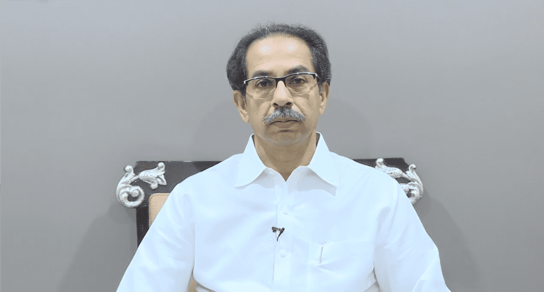 Is the BJP looking to topple the Uddhav Government?