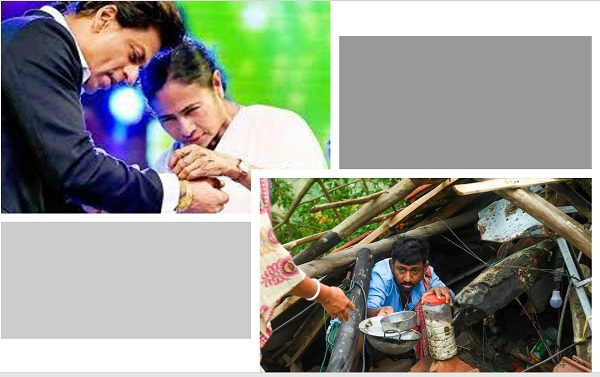 Shahrukh Khan Heals Bengal, Contributes for Cyclone Amphan Relief