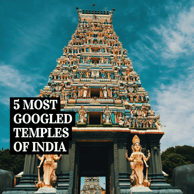 Video: 5 Most Googled Temples of India