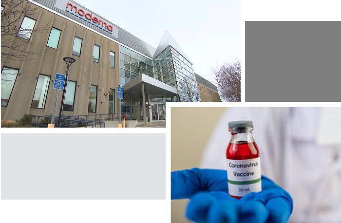Moderna's Coronavirus Vaccine : A Ray of Hope