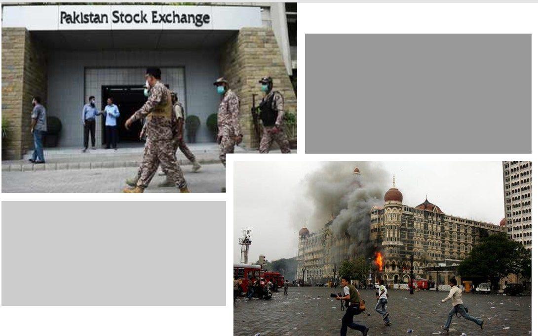 Pakistan Stock Exchange Attack: 6 Innocent Die