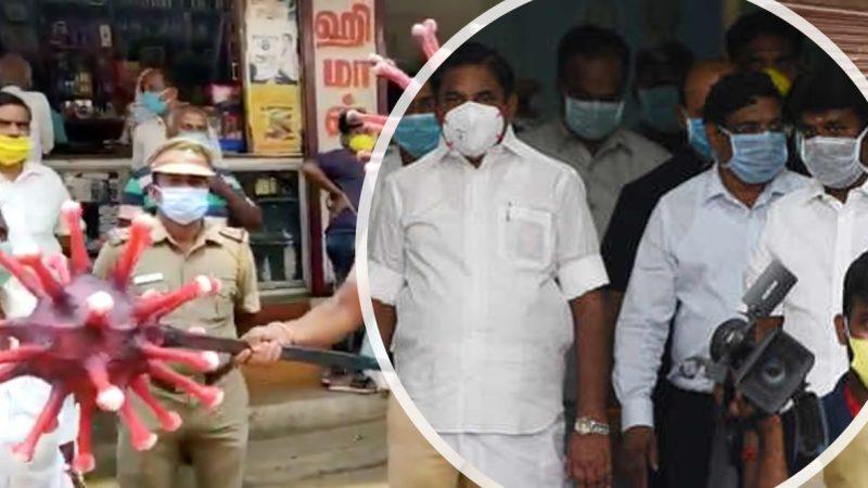 Tamil Nadu COVID-19 Cases