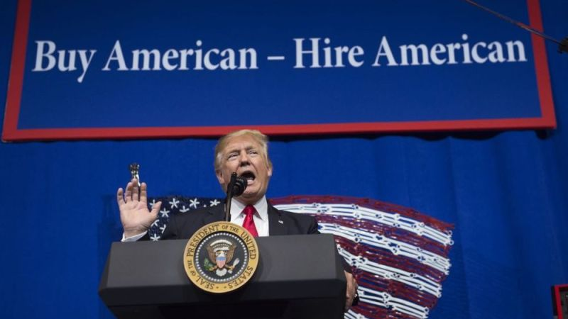 End of American Dream? Trump planning to suspend some Visas