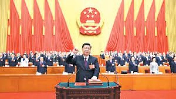Xi Jinping Concentrating Power in Parliament