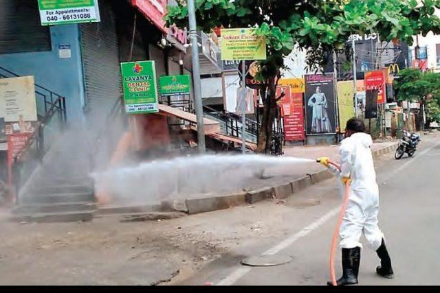 Andhra Pradesh Coronavirus Cases