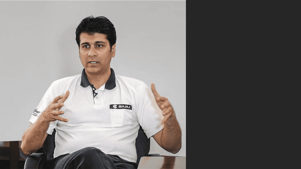 Corona Curve Turns to Worse for Rajiv Bajaj