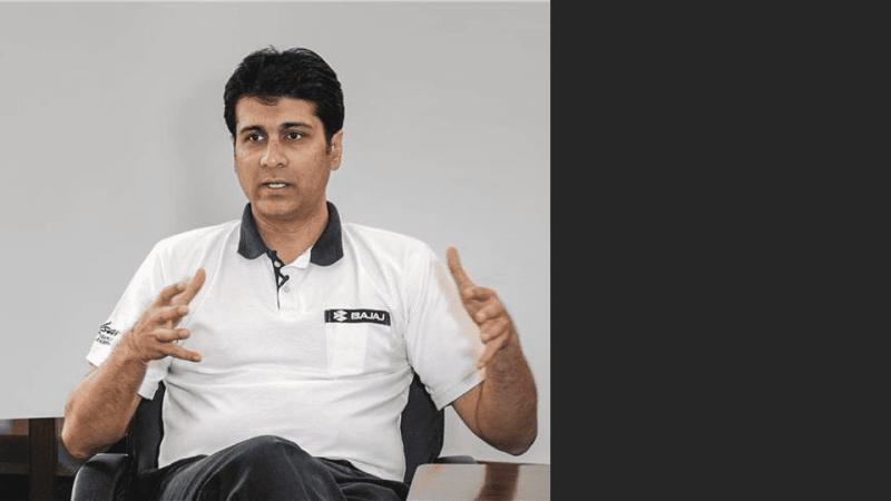 Corona Curve Turns to Worse for Rajiv Bajaj