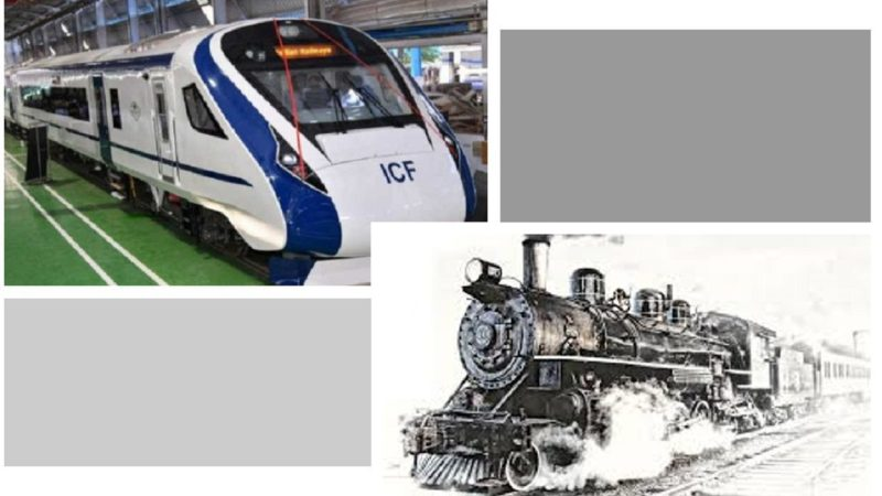 History of Railways in India