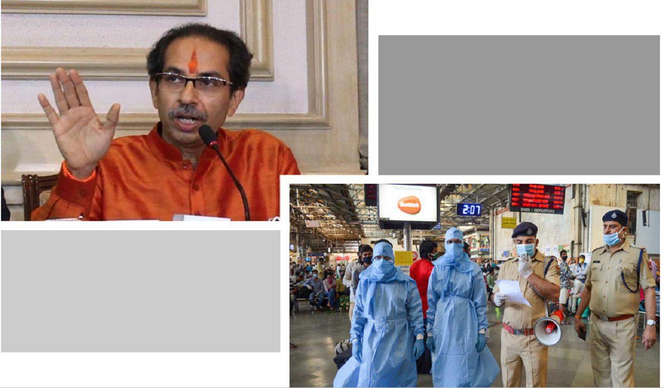 Maharashtra Coronavirus Cases : Deaths in State Crosses 10,000 mark