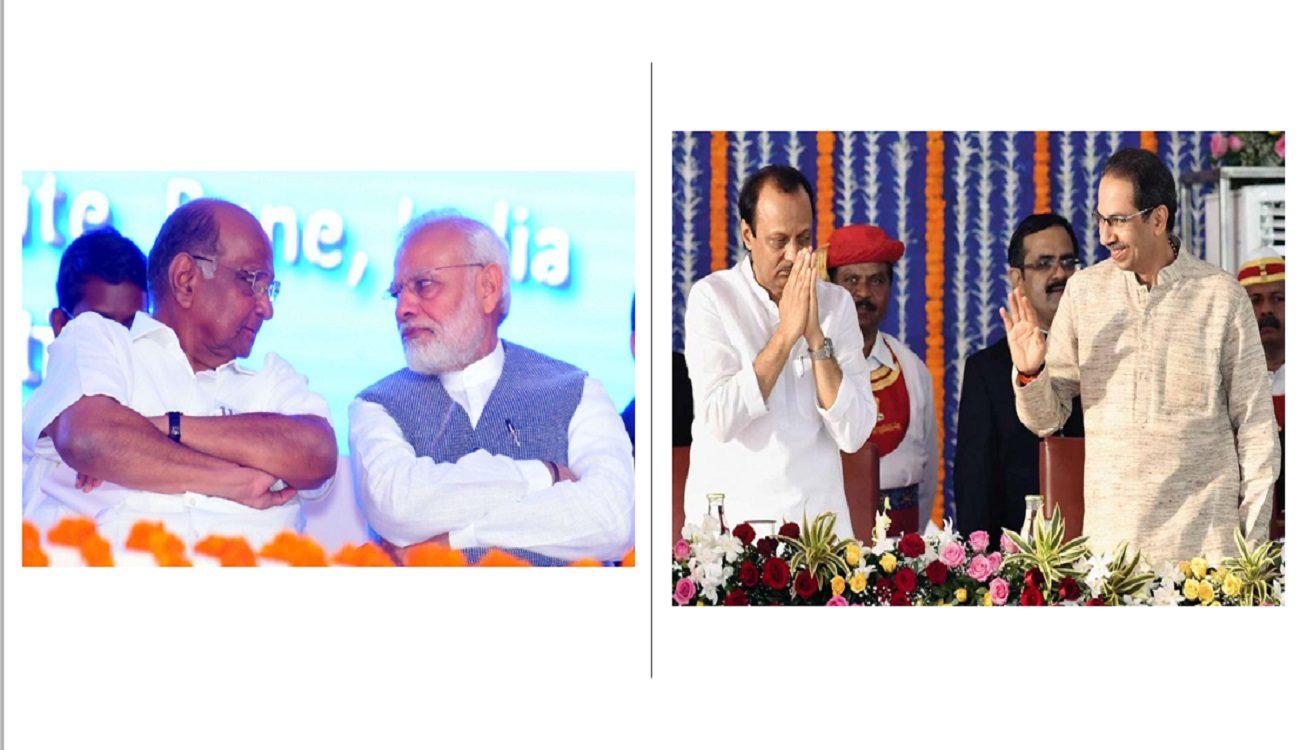 Maharashtra Politics : Is NCP taking over Shiv Sena?