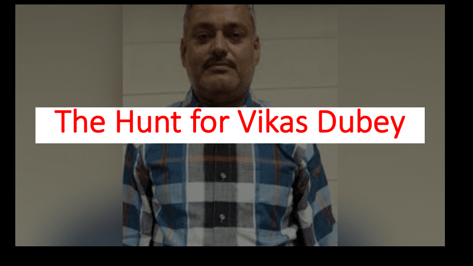 Vikas Dubey Update: Time running out for Notorious Gangster