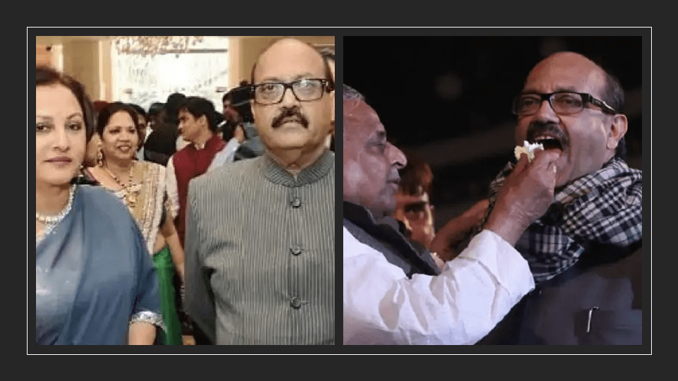 Political Guru and Bollywood Favourite Amar Singh passes away