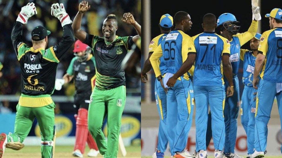 Jamaica Tallawahs vs St Lucia Zouks Dream 11