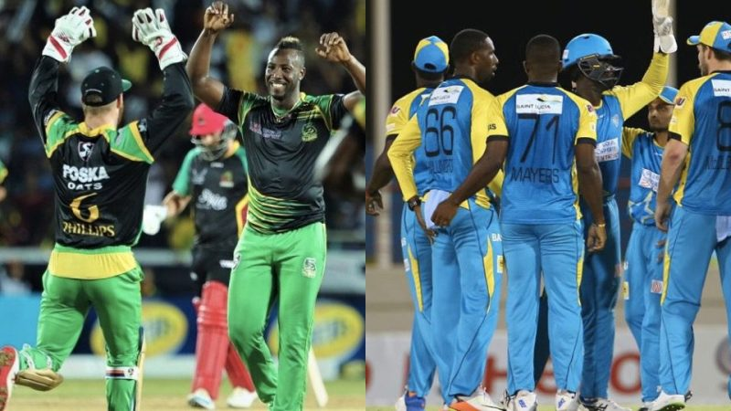 Jamaica Tallawahs vs St Lucia Zouks Dream 11