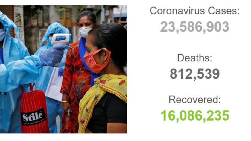 Coronavirus News Tracker