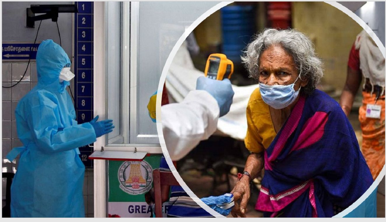 Daily Coronavirus India Tracker : More than 80,000 Cases for 2nd Day