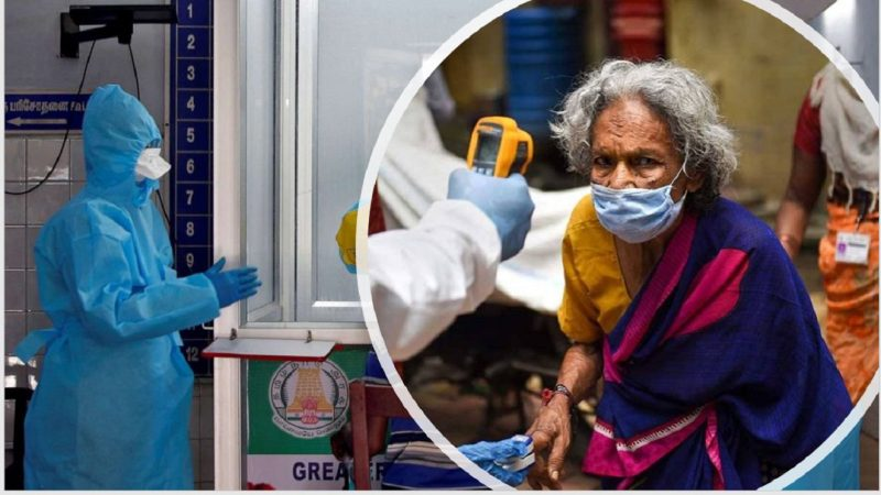 Daily Coronavirus India Tracker