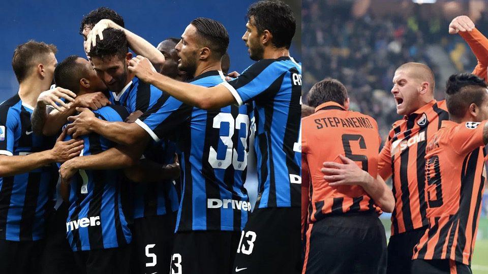 INT vs SHA Dream11, Inter Milan vs Shakhtar Donetsk Dream 11 Top 11 Players
