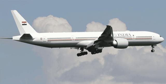 New Plane for PM Modi