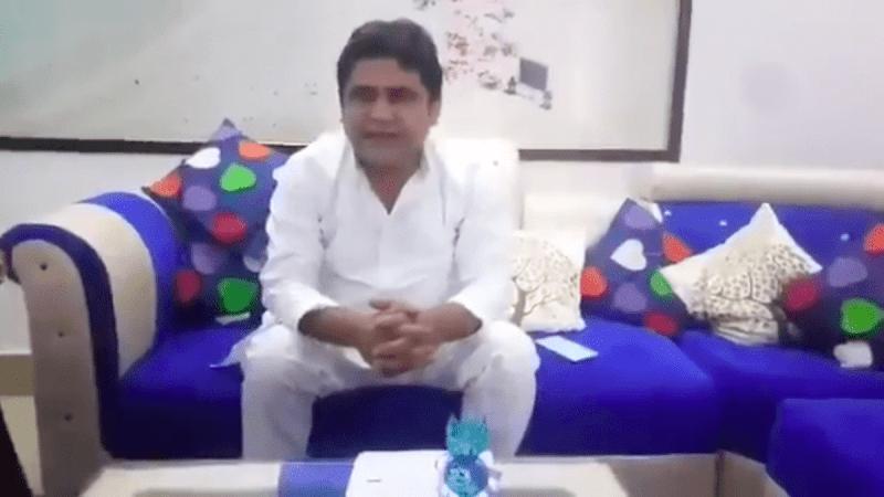 Shahzeb Rizvi of Meerut offers 51 lakhs for beheading nephew of MLA