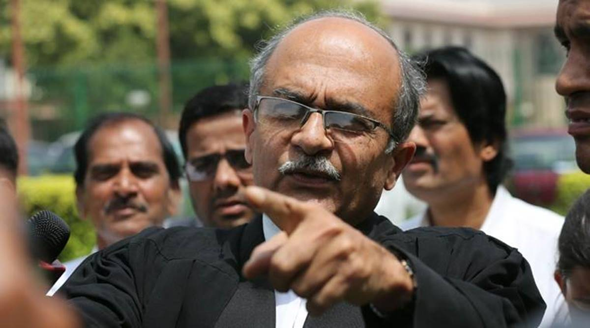 Breaking: Prashant Bhushan found guilty of contempt of court by Supreme Court