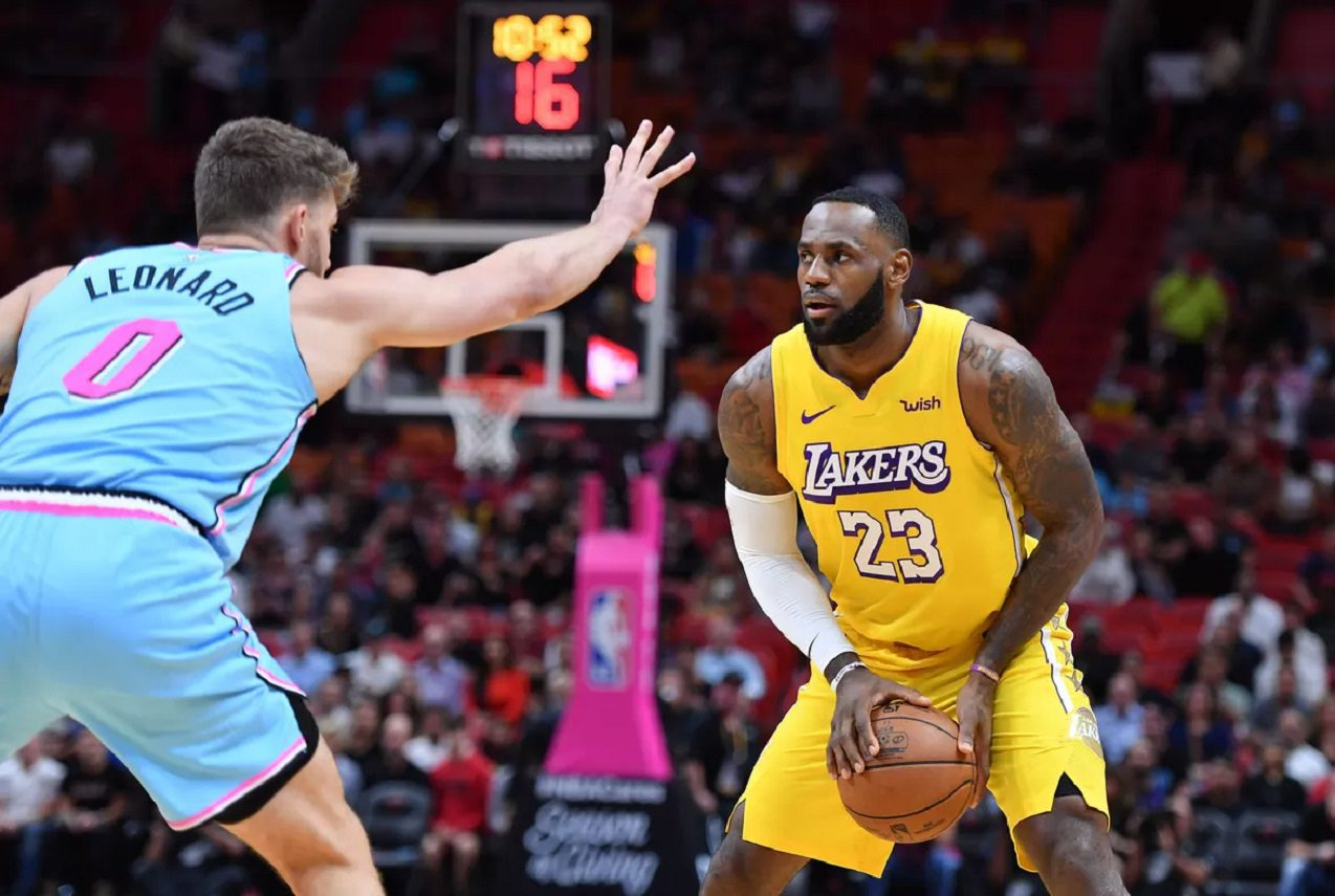 Los Angeles Lakers vs Miami Heat NBA Odds and Predictions: Lakers vs Heat 20 February